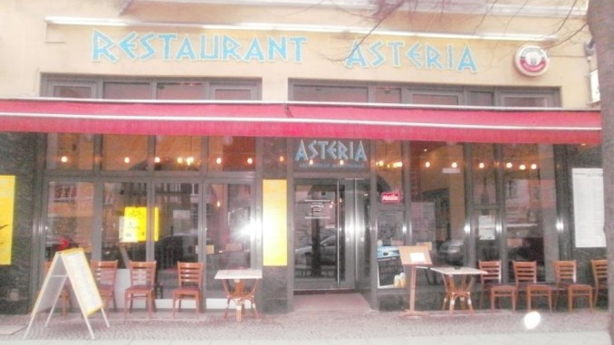 © Restaurant Asteria Berlin