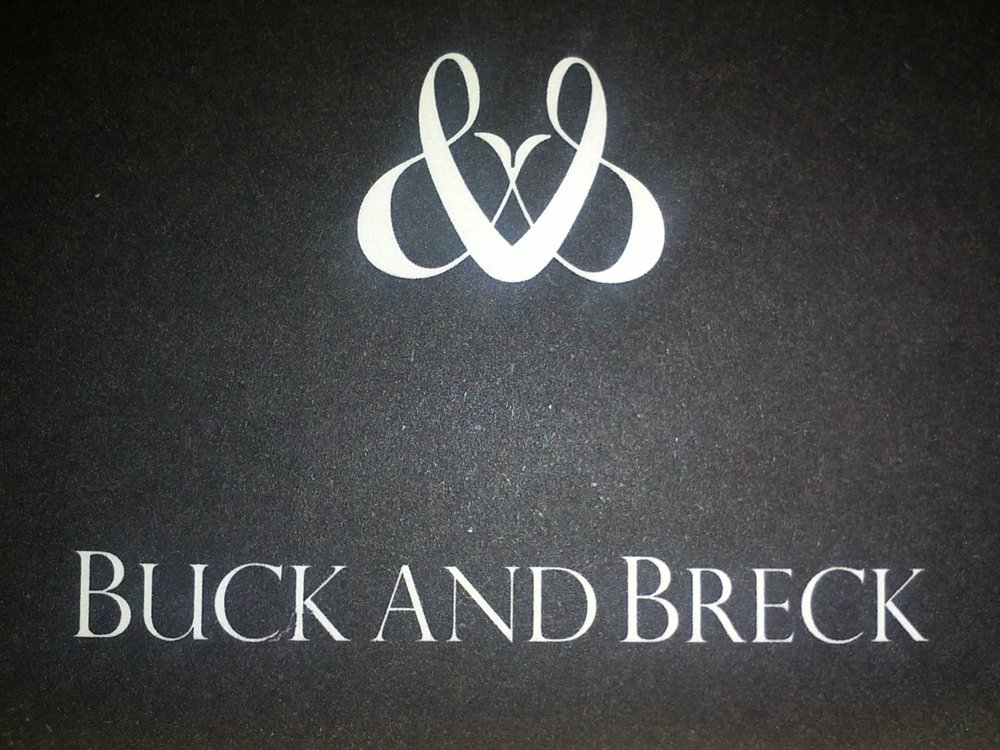 buck and breck card