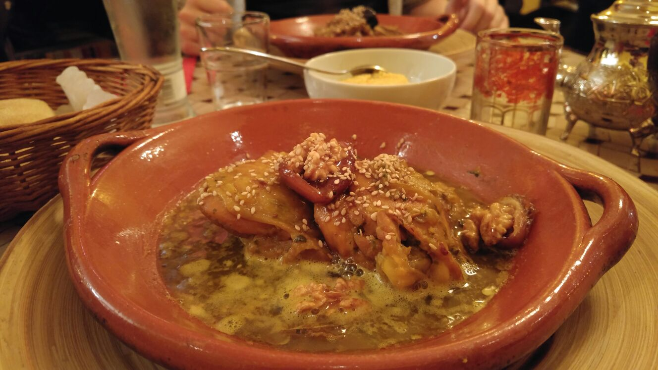 kasbah berlino berlin tajine pollo